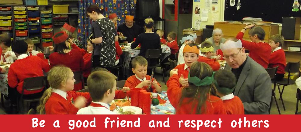 Be a good friend